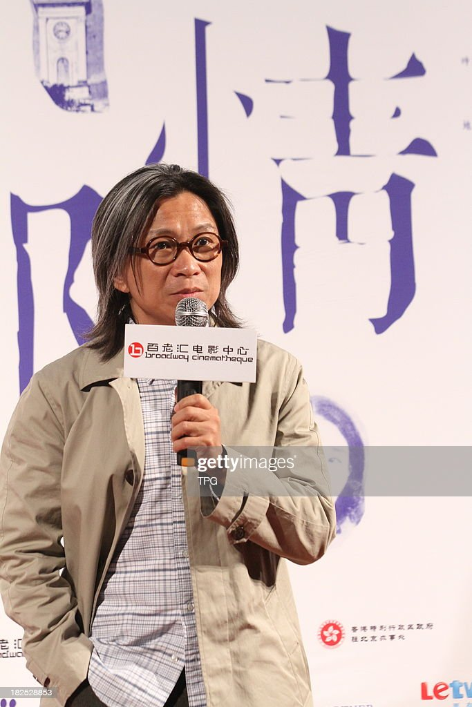 Director Peter Chan attends Beijing Hong Kong Film Festival on Sunday Sep 29,2013 in Beijing,China.