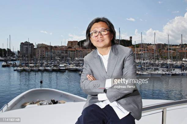 Director Peter Chan poses at the 'Wu Xia' portrait session during the 64th Annual Cannes Film Festival on May 15 2011 in Cannes France