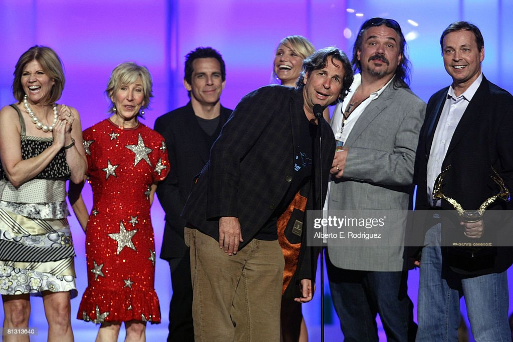 """Spike TV Presents The 2nd Annual """"Guys Choice"""" - Show : News Photo"""