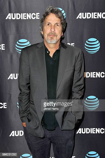Director Peter Farrelly attends the ATT Audience Network TCA Event at The Beverly Hilton Hotel on August 5 2016 in Beverly Hills California