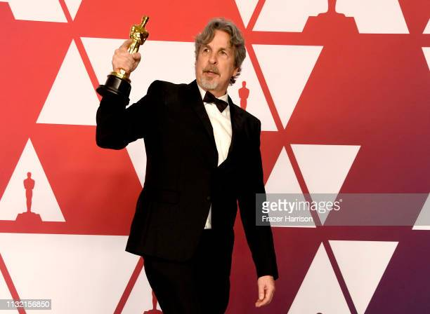 Director Peter Farrelly, winner of Best Picture and Best Original Screenplay for 'Green Book,' poses in the press room during the 91st Annual Academy...