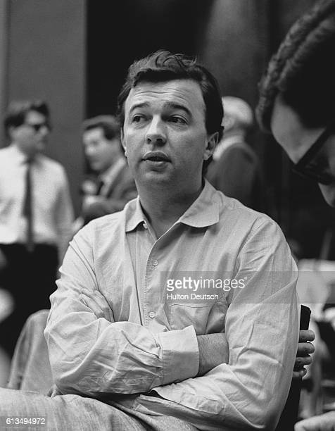 Director Peter Hall 1965