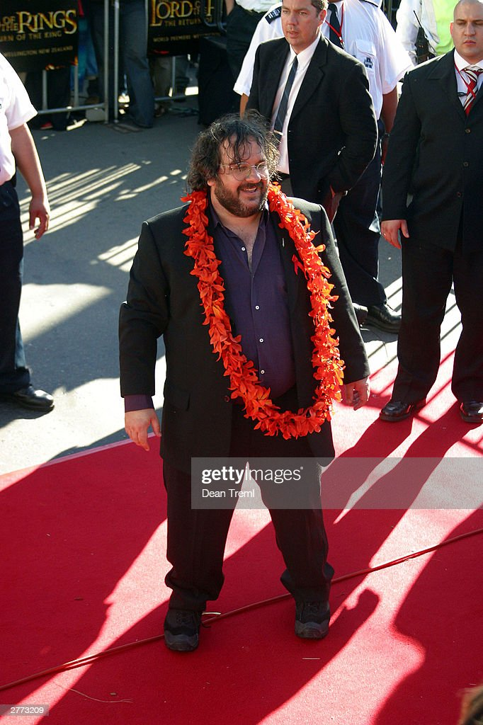 The Lord Of The Rings - The Return of The King Premiere