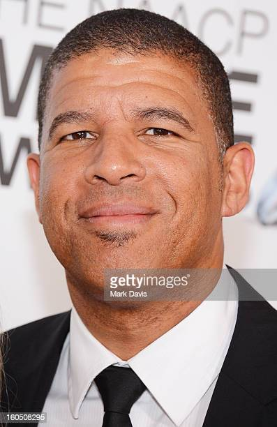 Director Peter Ramsey attends the 44th NAACP Image Awards at The Shrine Auditorium on February 1 2013 in Los Angeles California