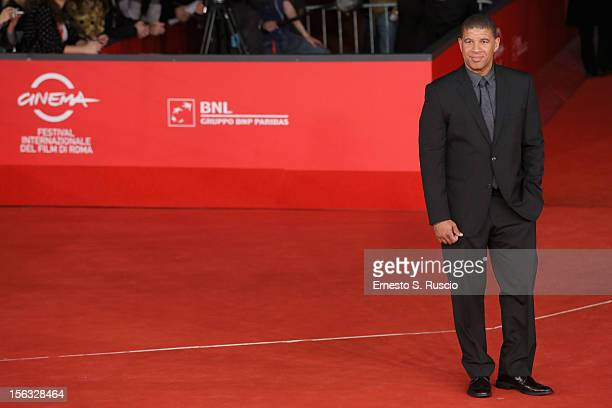 Director Peter Ramsey attends the 'Rise Of The Guardians' Premiere during the 7th Rome Film Festival at Auditorium Parco Della Musica on November 13...