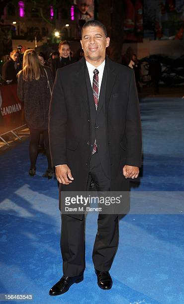 Director Peter Ramsey attends the UK Premiere of 'Rise of the Guardians' at Empire Leicester Square on November 15 2012 in London England