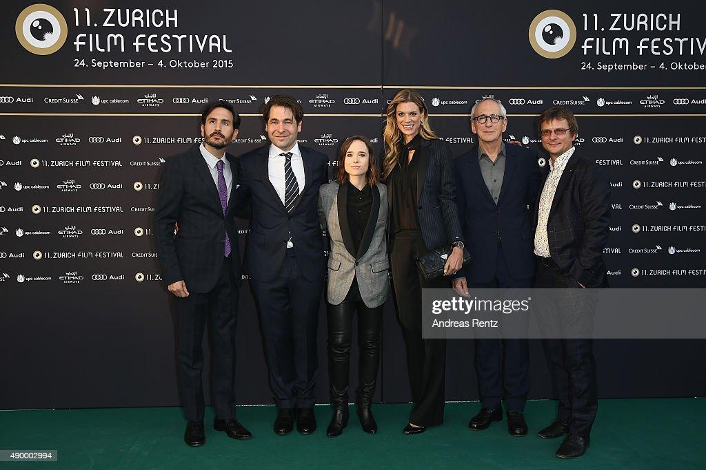 'Freeheld' Premiere - Zurich Film Festival 2015 : News Photo
