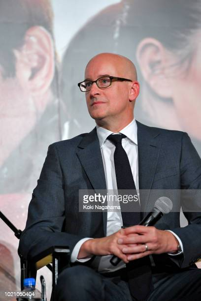 Director Peyton Reed attends the 'AntMan And The Wasp' premiere on August 21 2018 in Tokyo Japan