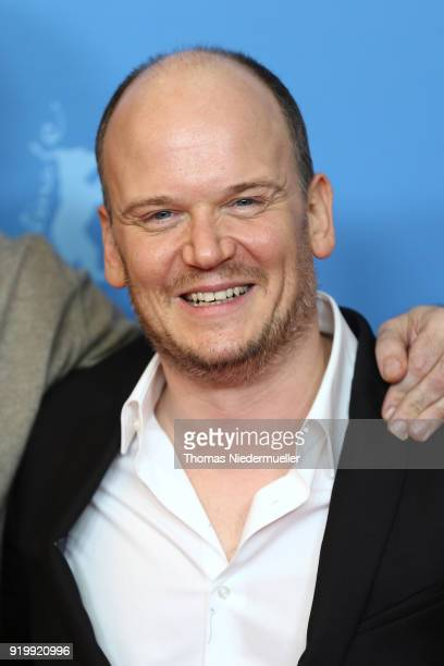 Director Philipp Jedicke attends the 'Shut Up and Play the Piano' premiere during the 68th Berlinale International Film Festival Berlin at Kino...
