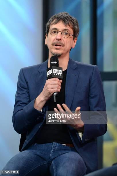 "Director Philippe Falardeau attends the Build Series to discuss the film ""Chuck"" at Build Studio on April 28, 2017 in New York City."
