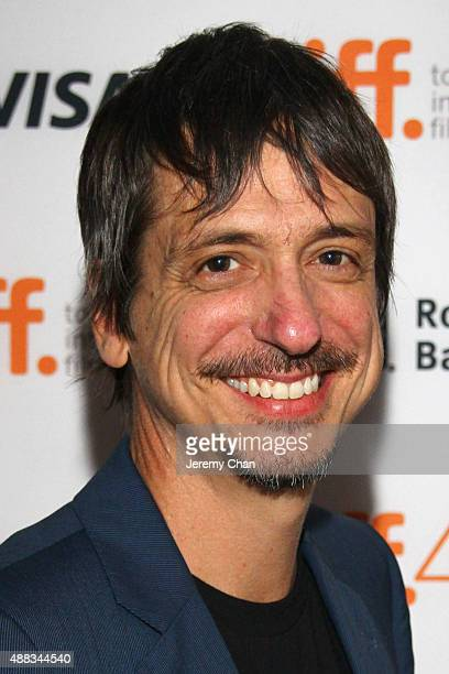 Director Philippe Falardeau attends the 'My Internship in Canada' photo call during the 2015 Toronto International Film Festival at Scotiabank...