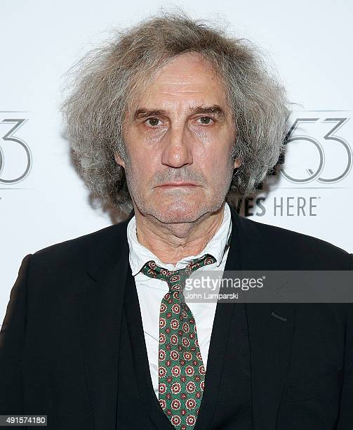 Director Philippe Garrel attends 'In The Shadow Of Women' at Alice Tully Hall Lincoln Center on October 6 2015 in New York City