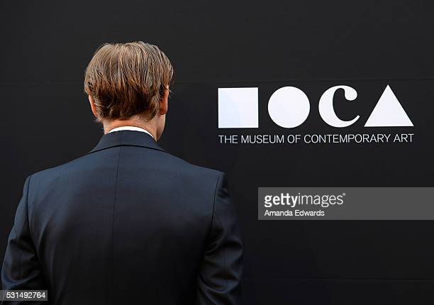 Director Philippe Vergne arrives at the MOCA Gala 2016 at The Geffen Contemporary at MOCA on May 14 2016 in Los Angeles California