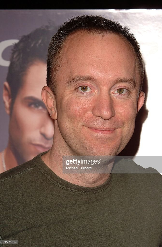 Director Phillip Bartell arrives at the world premiere of the new movie 'Eating Out 2', held at the Sunset 5 Theater on December 7, 2006, in West Hollywood, California.