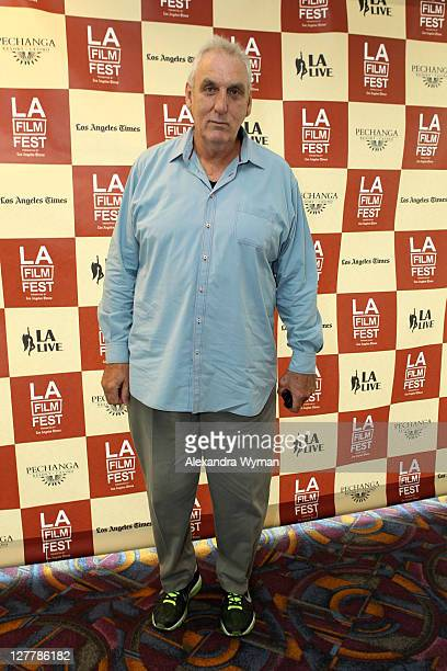 Director Phillip Noyce attends Coffee Talk: Directors sponsored by the Directors Guild of America, during the 2011 Los Angeles Film Festival at Regal...