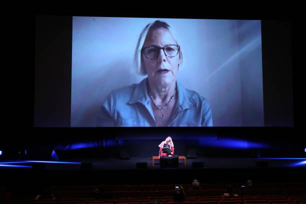ITA: Herself Press Conference - 15th Rome Film Festival 2020