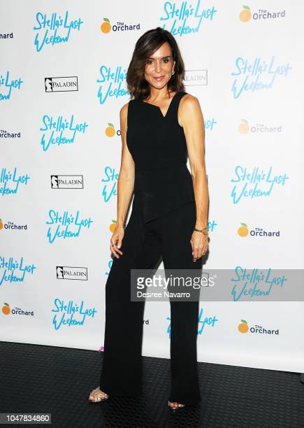 Director Polly Draper attends 'Stella's Last Weekend' New York Premiere at Angelika Film Center on October 8 2018 in New York City