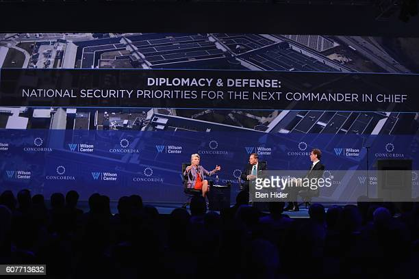 Director President and CEO of The Woodrow Wilson Center Hon Jane Harman Former Director Central Intelligence Agency Gen David H Petraeus and...