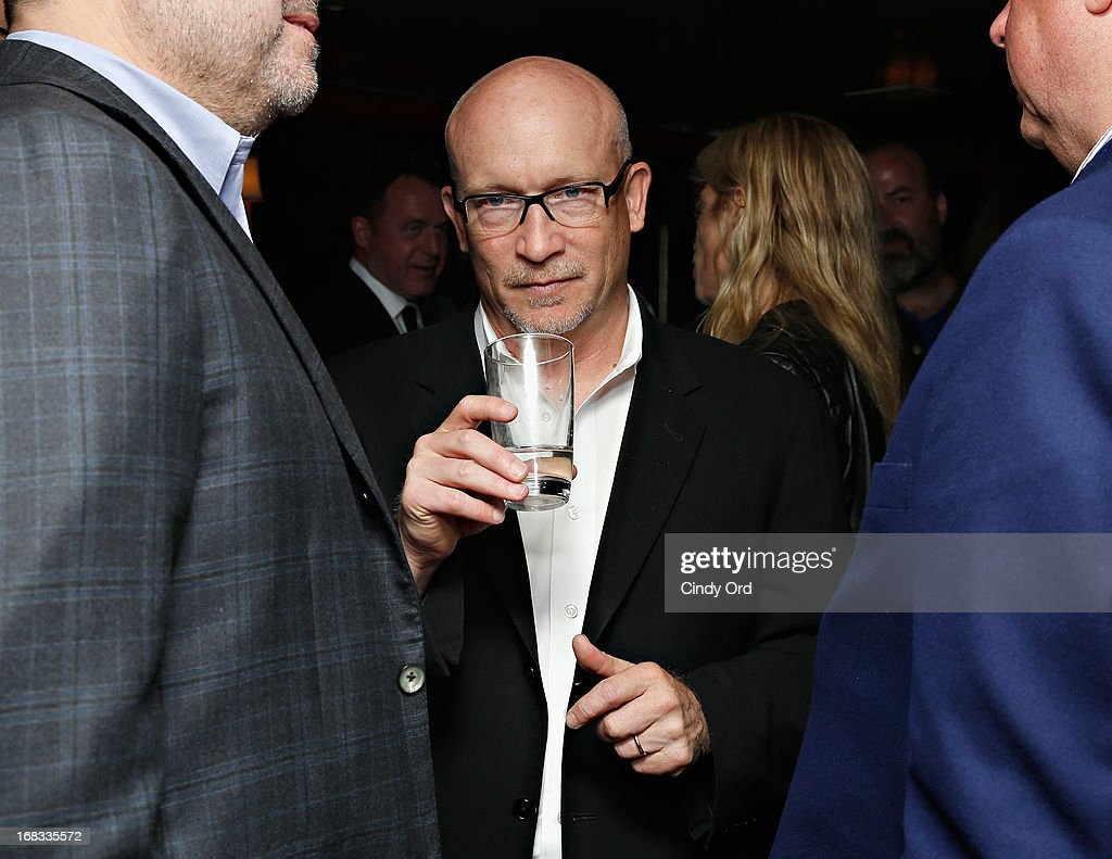 Director/ Producer Alex Gibney attends the 'We Steal Secrets: The Story Of Wikileaks' New York Screening Reception at The Beatrice Inn on May 8, 2013 in New York City.