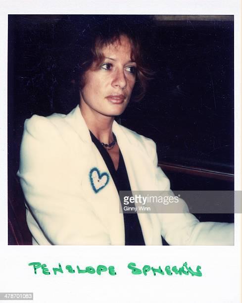 Director Producer and Screen Writer Penelope Spheeris circa 1976 in Los Angeles CA