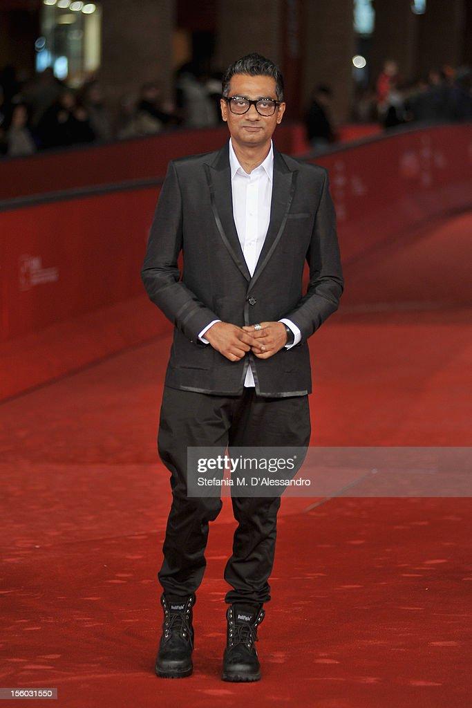 Director Qaushiq Mukherjee attends the ''Tasher Desh' Premiere during the 7th Rome Film Festival at the Auditorium Parco Della Musica on November 11, 2012 in Rome, Italy