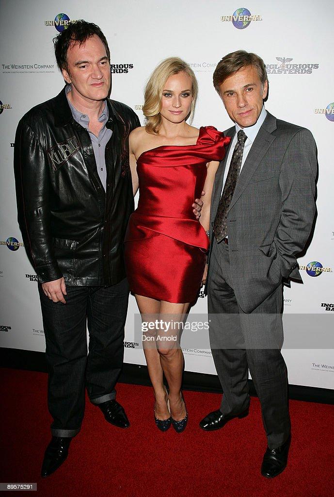 """Inglourious Basterds"" Sydney Premiere"