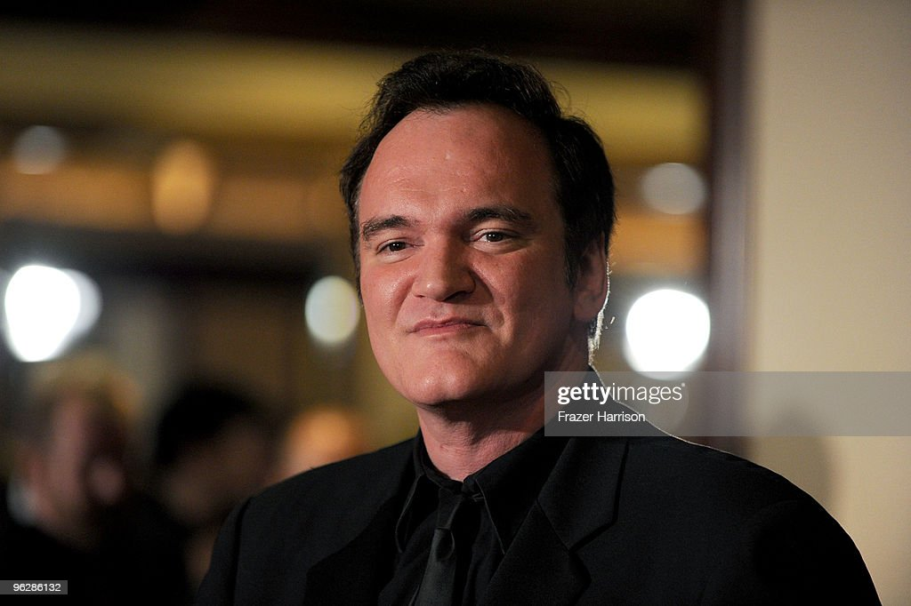 Quentin Tarantino Turns 50
