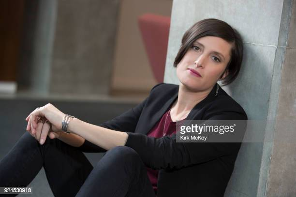 Director Rachel Morrison is photographed for Los Angeles Times on February 2 2018 in Los Angeles California PUBLISHED IMAGE CREDIT MUST READ Kirk...