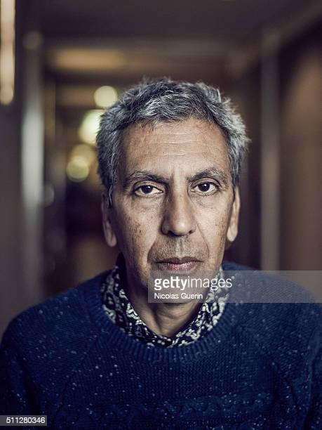 Director Rachid Bouchareb is photographed for Self Assignment on February 16 2016 in Berlin Germany