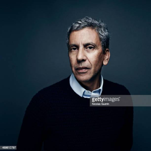 Director Rachid Bouchareb is photographed for Self Assignment on February 9 2014 in Berlin Germany