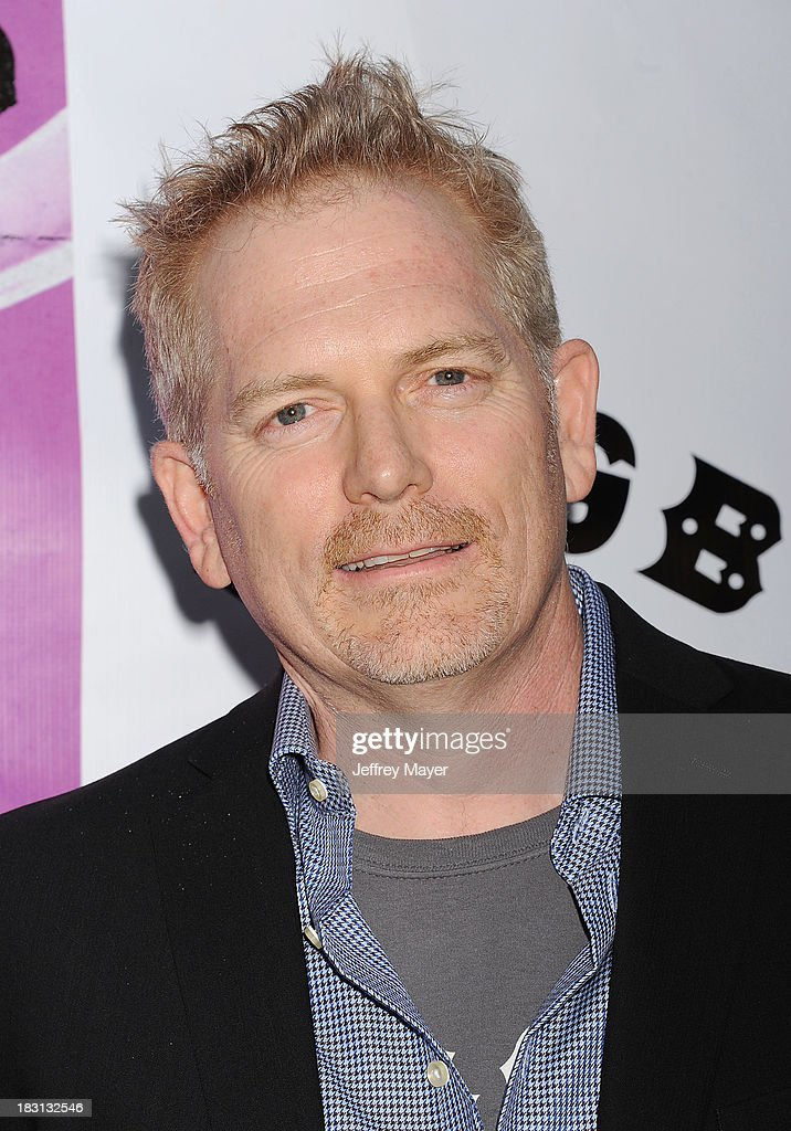 Director Randall Miller arrives at the 'CBGB' Special Screening at ArcLight Cinemas on October 1, 2013 in Hollywood, California.