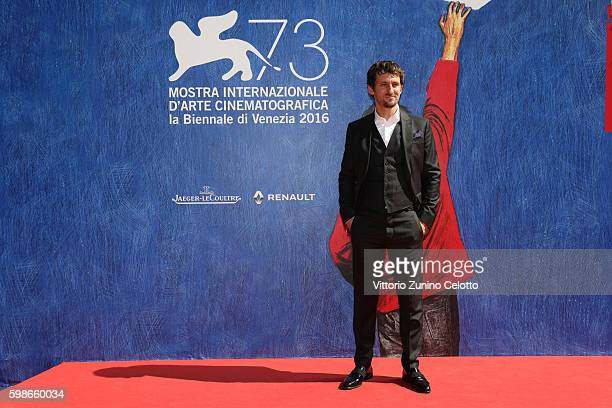 Director Raul Arevalo attends the premiere of 'The Fury Of A Patient Man' during the 73rd Venice Film Festival at Sala Darsena on September 2 2016 in...