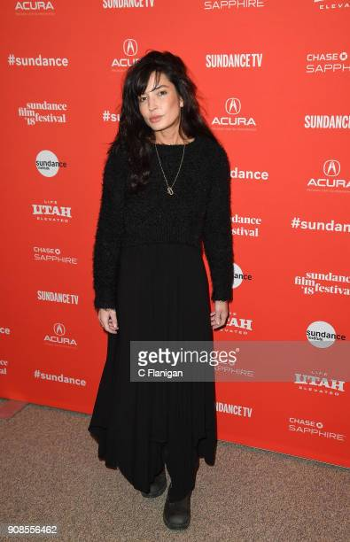 Director Reed Morano attends the 'I Think We're Alone Now' Premiere during the 2018 Sundance Film Festival at Eccles Center Theatre on January 21...