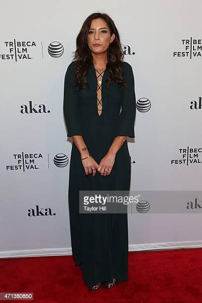 Director Reed Morano attends the world premiere of 'Meadowland' during 2015 Tribeca Film Festival at SVA Theater 1 on April 17, 2015 in New York City.