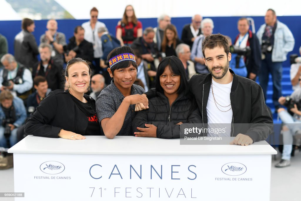 "FRA: ""The Dead And The Others"" Photocall - The 71st Annual Cannes Film Festival"