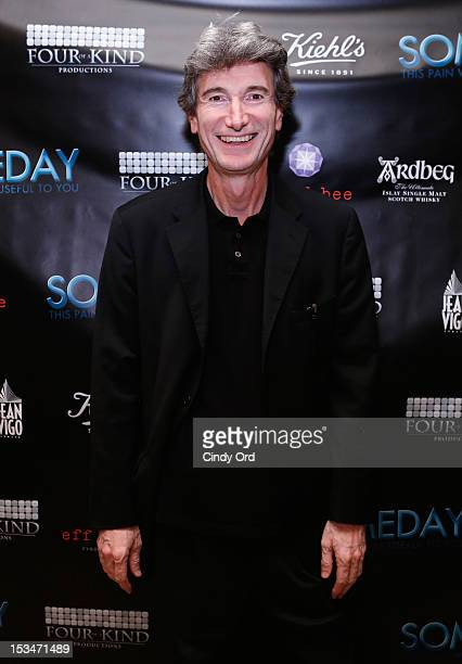 Director Renzo Badolisani attends the 'Someday This Pain Will Be Useful To You' New York Screening after party at Kiehl's Since 1851 Flagship Store...