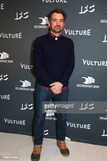 Director Rhys Thomas attends the Documentary Now Red Carpet Screening And After Party during the 2019 Sundance Film Festival at The Egyptian Theatre...