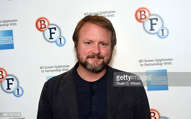 Director Rian Johnson attends a screening of the film 'Under The Skin' as part of the BFI Screen Epiphanies in partership with American Express at...