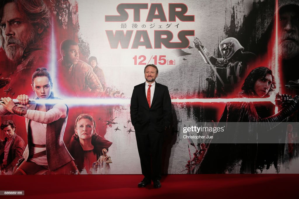 'Star Wars: The Last Jedi' Japan Premiere & Red Carpet
