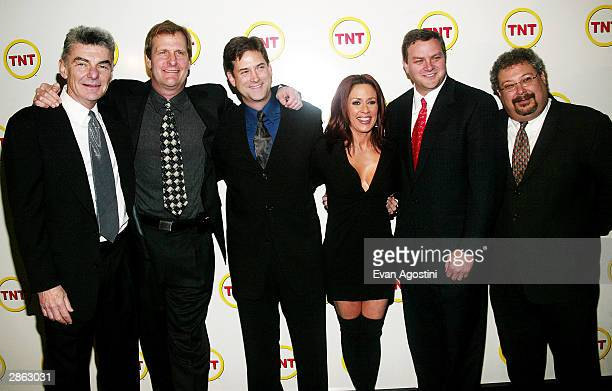 Director Richard Benjamin actor Jeff Daniels TNT's Senior VP of Movies and MiniSeries Michael Wright actress Patricia Heaton Turner Entertainment...
