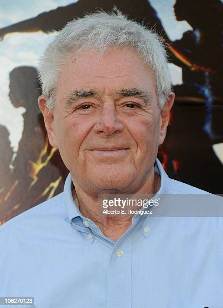 Director Richard Donner attends the Warner Bros 25th Anniversary celebration of The Goonies on October 27 2010 in Burbank California