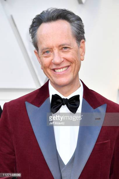 Director Richard E Grant attends the 91st Annual Academy Awards at Hollywood and Highland on February 24 2019 in Hollywood California