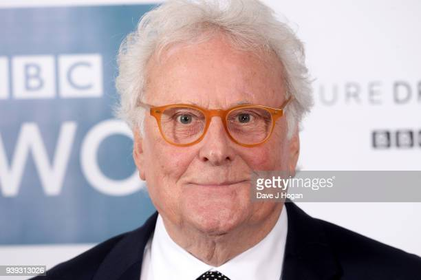 """Director Richard Eyre attends a screening of """"King Lear"""" at Soho Hotel on March 28, 2018 in London, England."""