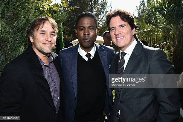 Director Richard Linklater and honorees Chris Rock and Rob Marshall attend Variety's Creative Impact Awards and 10 Directors To Watch brunch...