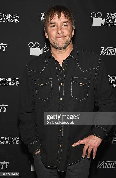 Director Richard Linklater attends the 2015 Variety Screening Series Boyhood at AMC 34th Street on January 29 2015 in New York City