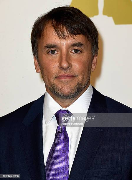 Director Richard Linklater attends the 87th Annual Academy Awards Nominee Luncheon at The Beverly Hilton Hotel on February 2 2015 in Beverly Hills...