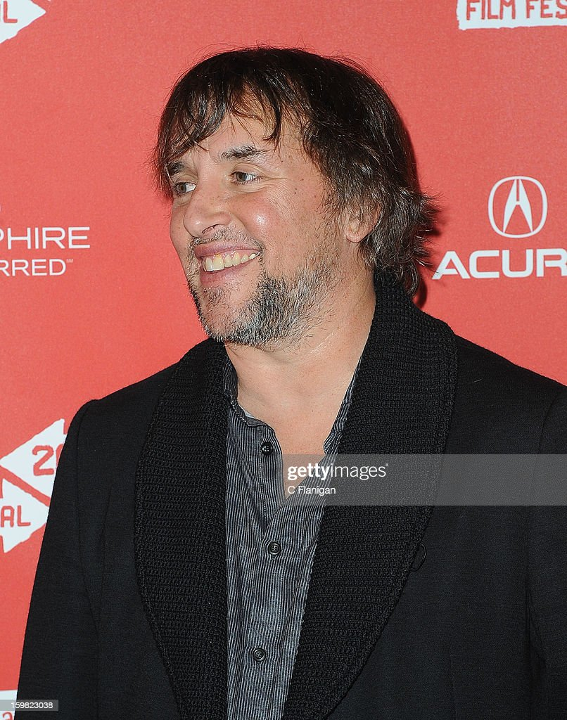 Director Richard Linklater attends the 'Before Midnight' premiere at Eccles Center Theatre during the 2013 Sundance Film Festival on January 20, 2013 in Park City, Utah.