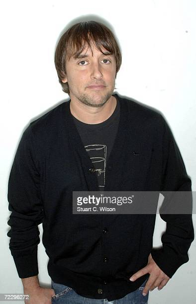 Director Richard Linklater attends the 'Fast Food Nation' screening as part of The Times BFI 50th London Film Festival at the Odeon West End on...