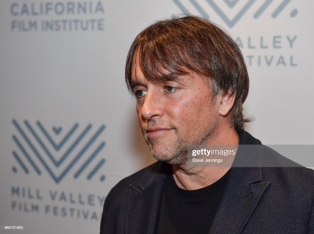 Director Richard Linklater attends the Mill Valley Film Festival Premiere of 'Last Flag Flying' at Christopher B. Smith Rafael Film Center on October 12, 2017 in San Rafael, California.