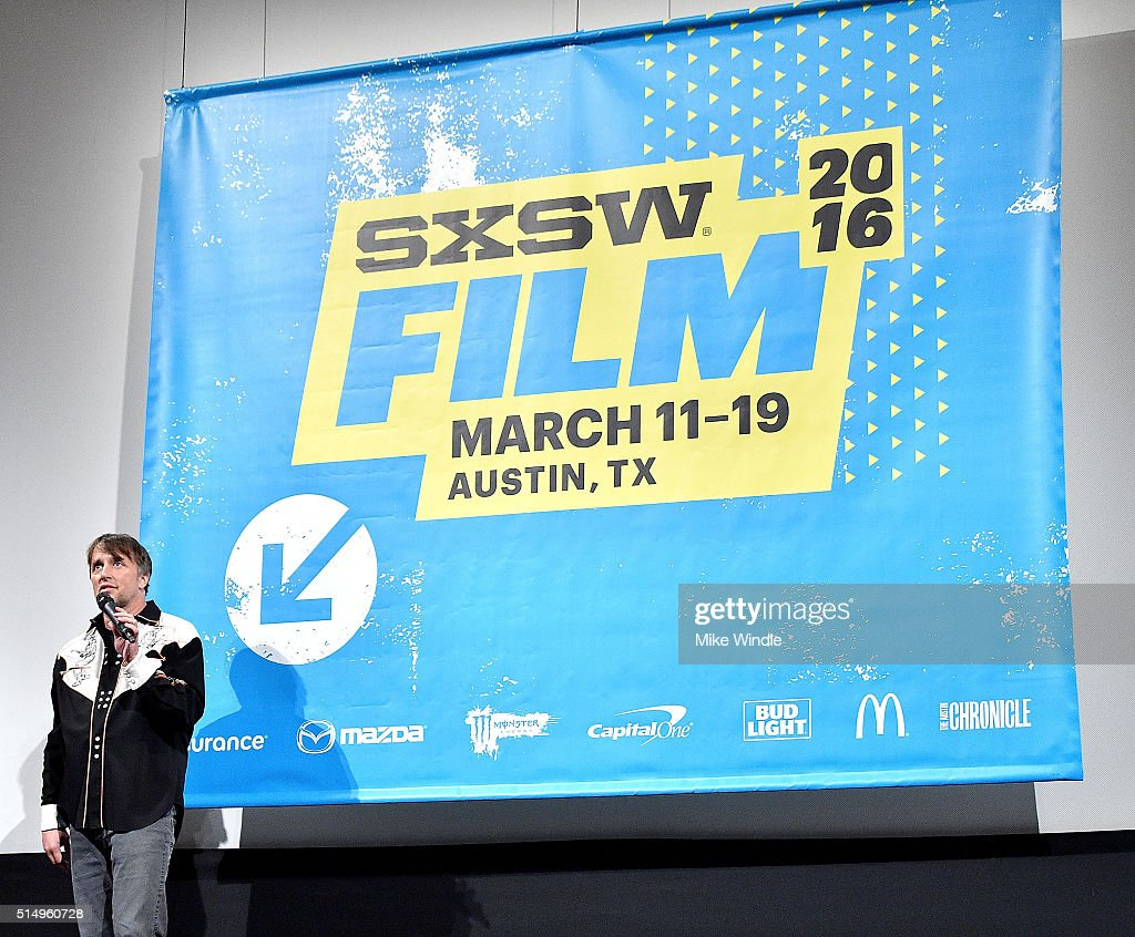 Director Richard Linklater attends the screening of 'Everybody Wants Some' during the 2016 SXSW Music, Film + Interactive Festival at Paramount Theatre on March 11, 2016 in Austin, Texas.